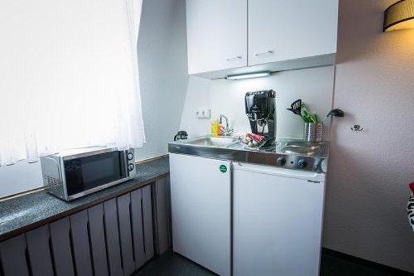 Aparthotel am Munzplatz - фото 13