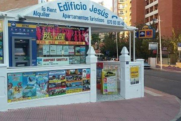 Apartamentos Jesus Benidorm Playa - фото 12