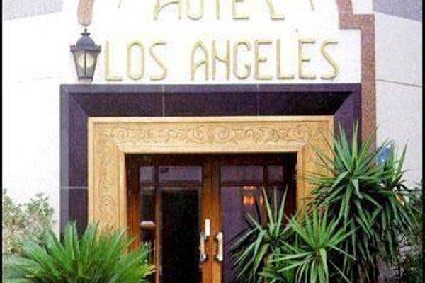 Hotel Los Angeles - фото 20