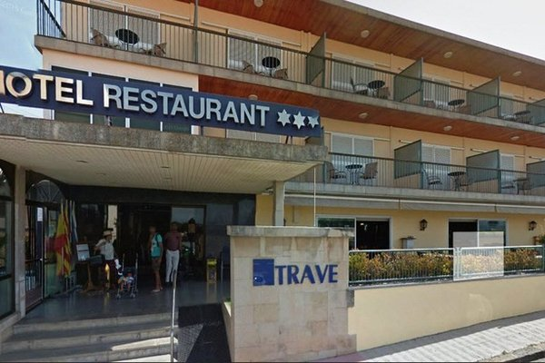 Hotel Restaurant Trave - фото 23