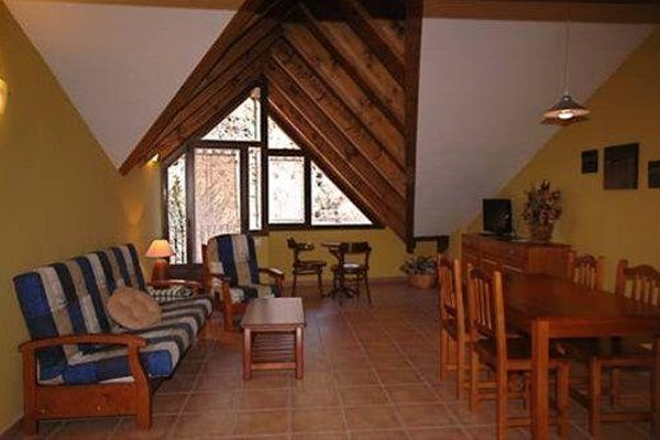 Apartaments Turistics Casa Ton - фото 6