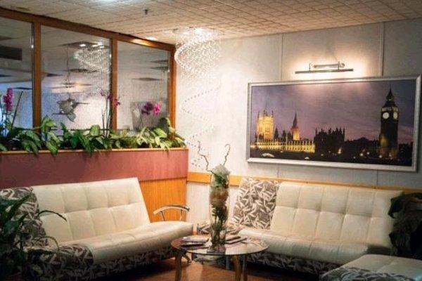 Гостиница Альберта Хаус - фото 13