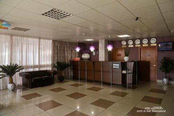 Гостиница Гейзер - фото 16