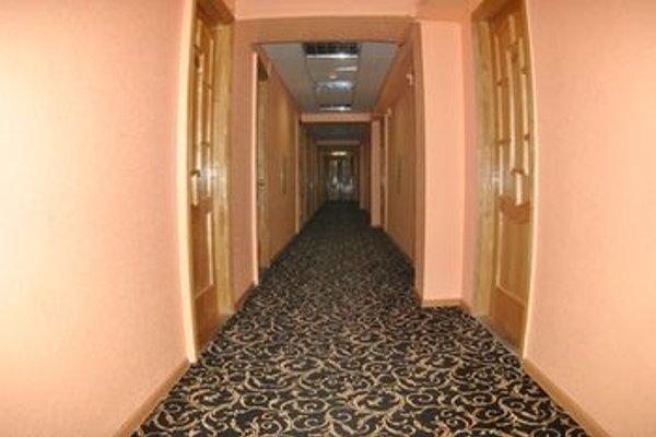 Гостиница Гейзер - фото 17