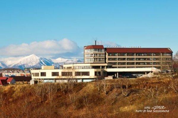 Гостиница Гейзер - фото 22