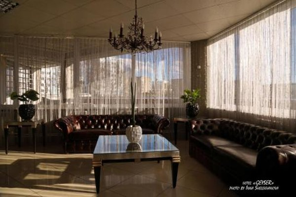 Гостиница Гейзер - фото 6