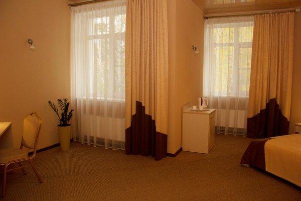 Гостиница Топаз - фото 4