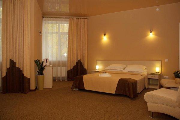 Гостиница Топаз - фото 5