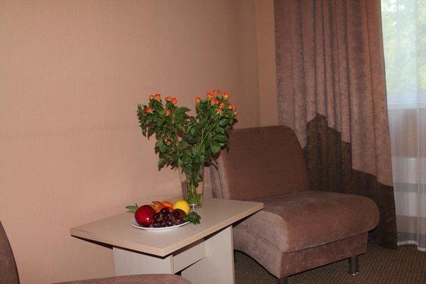 Гостиница Топаз - фото 7