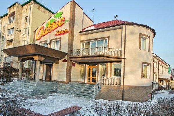 Гостиничный Комплекс Оазис - фото 21