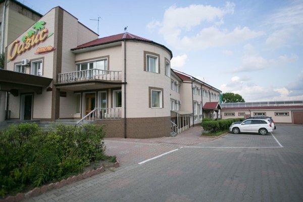 Гостиничный комплекс Оазис - фото 22