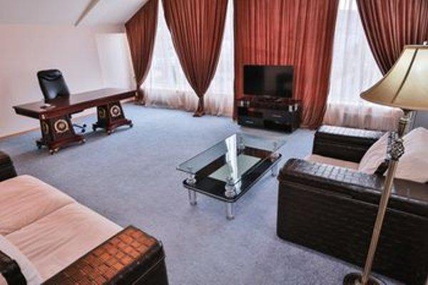 Абу Даги Отель - фото 3