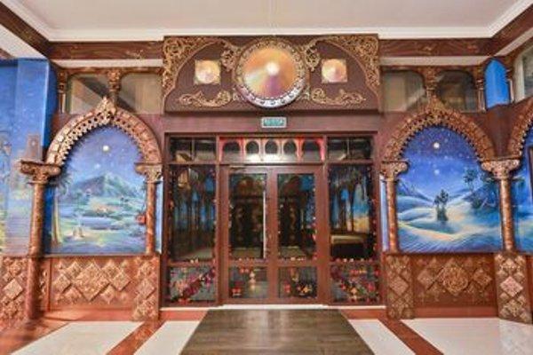 Абу Даги Отель - фото 7