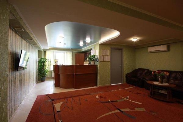 Гостиница Надежда - фото 21