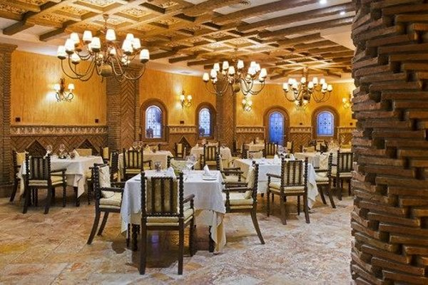 Gran Hotel Elba Estepona & Thalasso Spa (Гран Отель Эльба Эстепона энд Талассо Спа) - фото 11