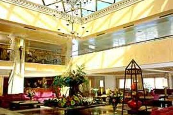Gran Hotel Elba Estepona & Thalasso Spa (Гран Отель Эльба Эстепона энд Талассо Спа) - фото 13