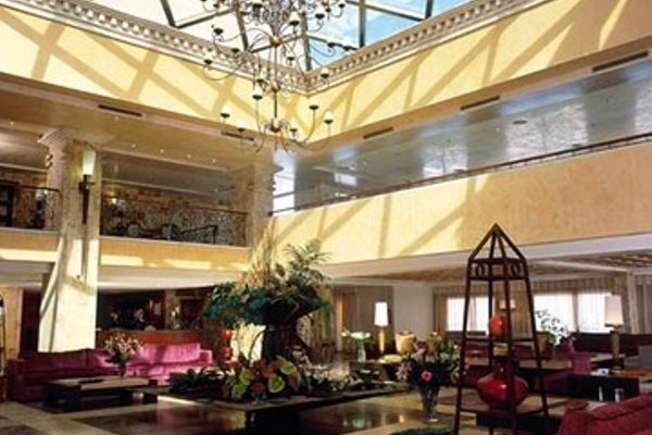 Gran Hotel Elba Estepona & Thalasso Spa (Гран Отель Эльба Эстепона энд Талассо Спа) - фото 14