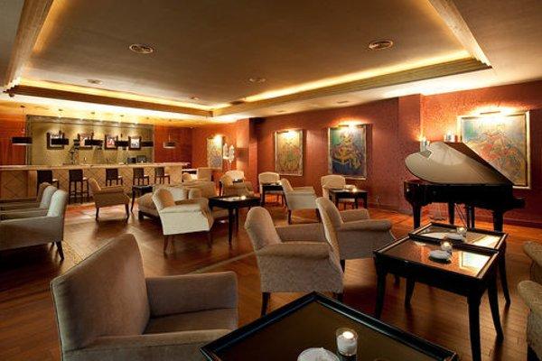 Gran Hotel Elba Estepona & Thalasso Spa (Гран Отель Эльба Эстепона энд Талассо Спа) - фото 15