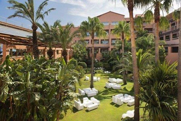 Gran Hotel Elba Estepona & Thalasso Spa (Гран Отель Эльба Эстепона энд Талассо Спа) - фото 20