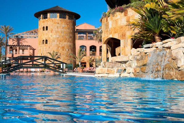 Gran Hotel Elba Estepona & Thalasso Spa (Гран Отель Эльба Эстепона энд Талассо Спа) - фото 21