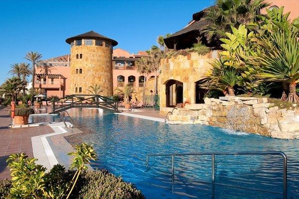 Gran Hotel Elba Estepona & Thalasso Spa (Гран Отель Эльба Эстепона энд Талассо Спа) - фото 22
