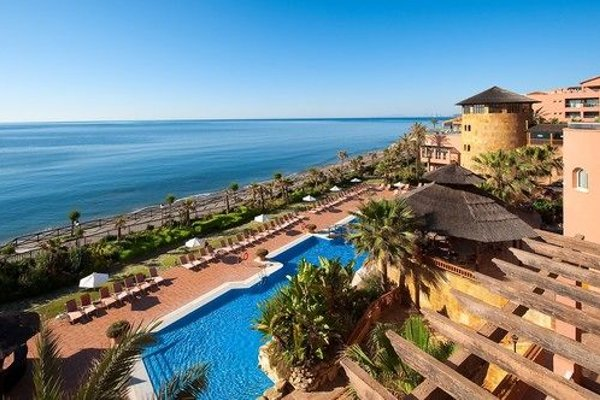 Gran Hotel Elba Estepona & Thalasso Spa (Гран Отель Эльба Эстепона энд Талассо Спа) - фото 23