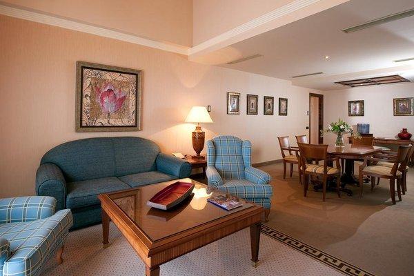 Gran Hotel Elba Estepona & Thalasso Spa (Гран Отель Эльба Эстепона энд Талассо Спа) - фото 6