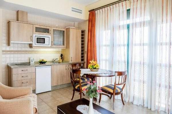 Apartamentos Turisticos Casa de La Borrega - фото 11