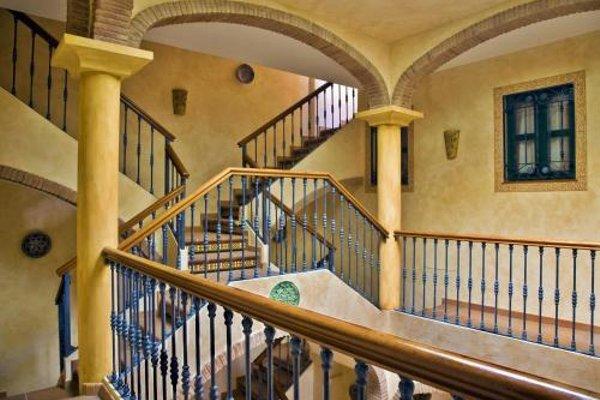 Apartamentos Turisticos Casa de La Borrega - фото 15