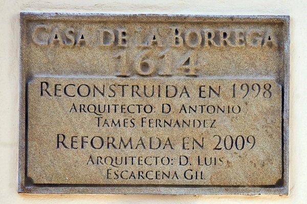 Apartamentos Turisticos Casa de La Borrega - фото 20