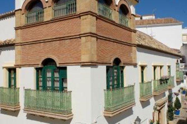 Apartamentos Turisticos Casa de La Borrega - фото 21