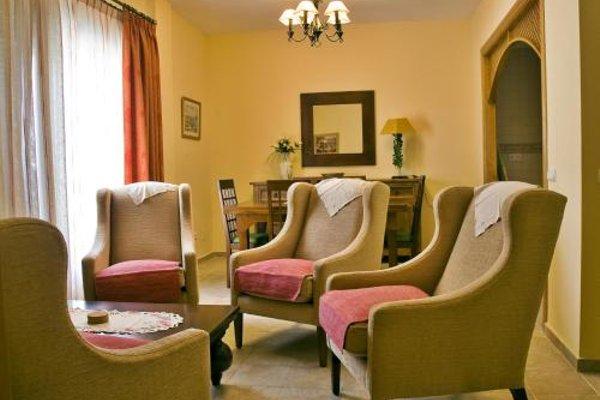 Apartamentos Turisticos Casa de La Borrega - фото 7