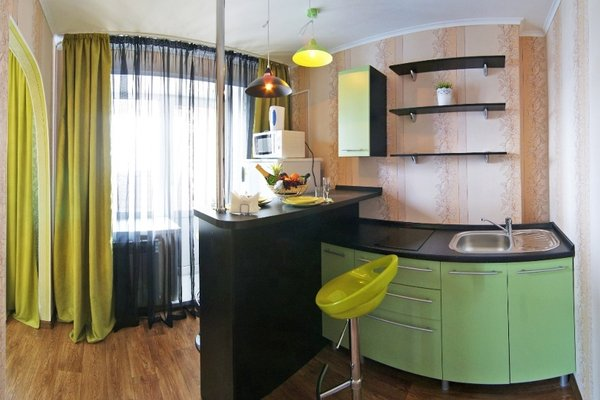 Апартаменты на Улице Менжинского - фото 14