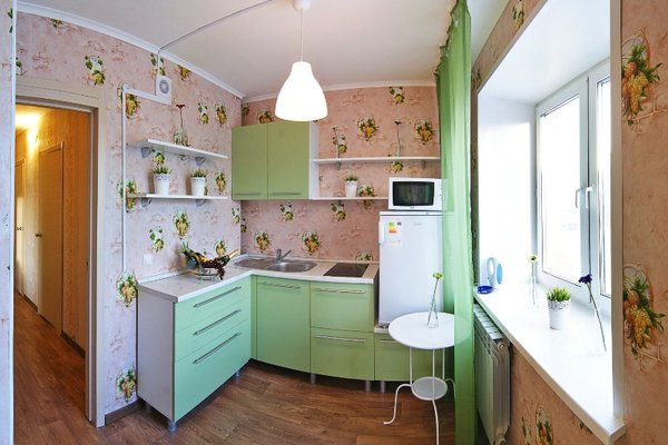 Апартаменты на Улице Менжинского - фото 4