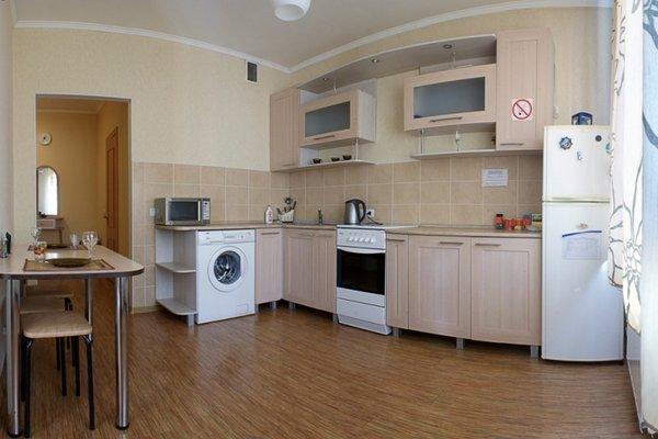 Апартаменты на Улице Железнодорожников - фото 20