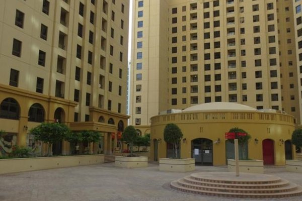 Jumeirah Beach Residence JBR Shams 2 Aparment - 3