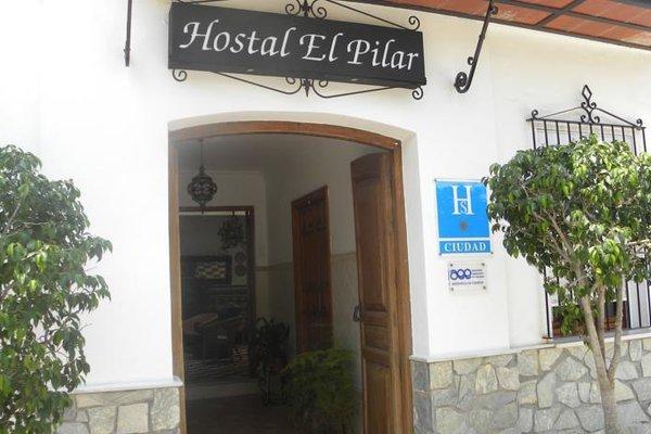 Hostal El Pilar - фото 31
