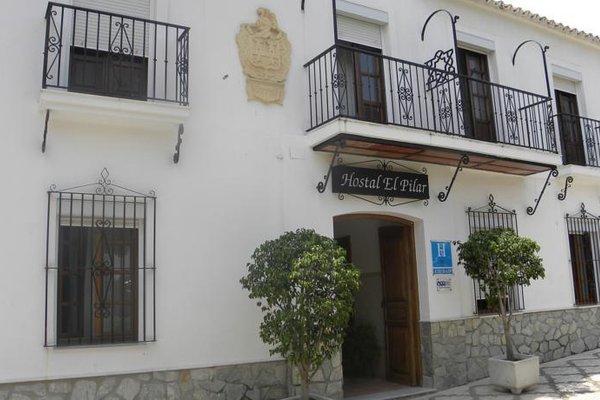 Hostal El Pilar - фото 12