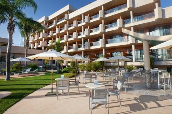 Occidental Estepona Thalasso & Spa by Barcelo Hotel Group - Adults Only - фото 23