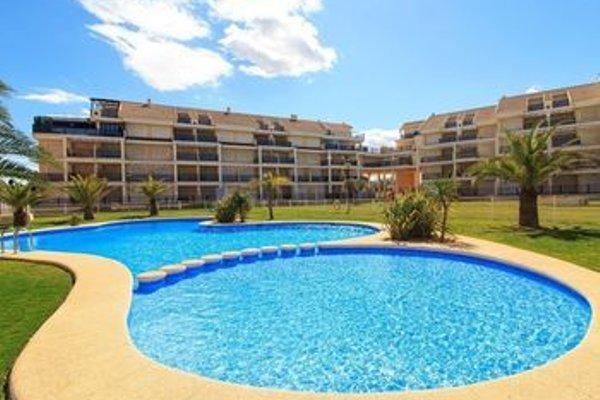 Apartamentos Almadraba - фото 11