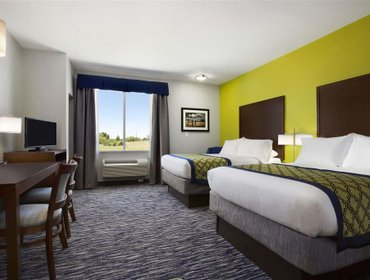 Апартаменты Hawthorn Suites by Wyndham San Angelo