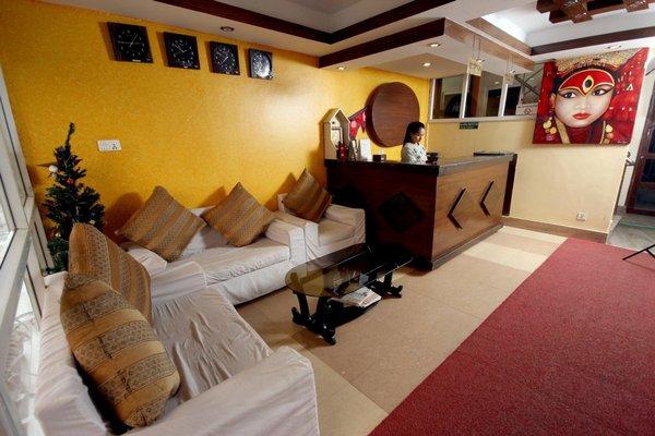 De Hotel Veda - фото 12