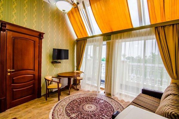 Отель Ritsk - фото 10