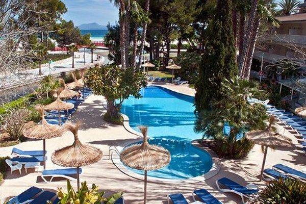 Orquidea Playa Aparthotel - фото 12