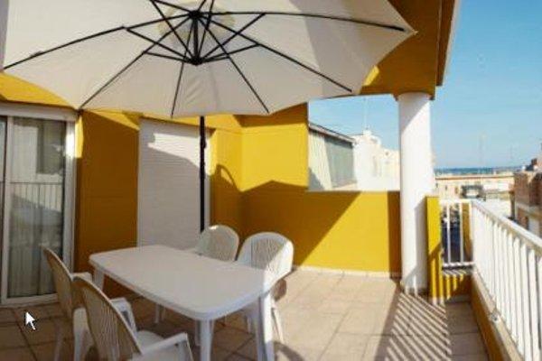 Apartamentos Mediterrania Pinazo - фото 14
