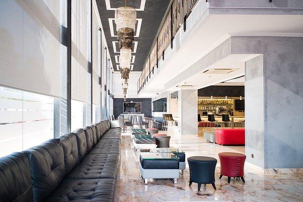 Отель Salles Ciutat del Prat - фото 11