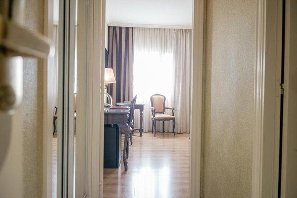 Отель Salles Ciutat del Prat - фото 18