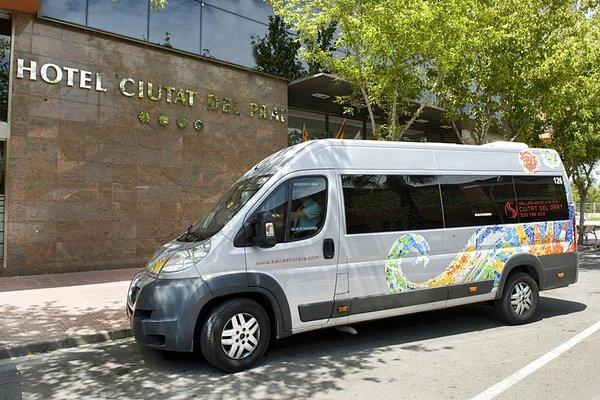 Отель Salles Ciutat del Prat - фото 20