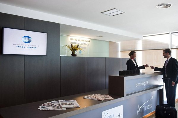 Air Rooms Barcelona Airport by Premium Traveller - 10