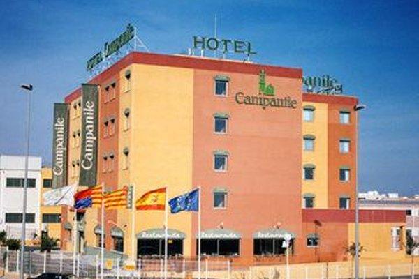 Campanile Hotel Elche - фото 21